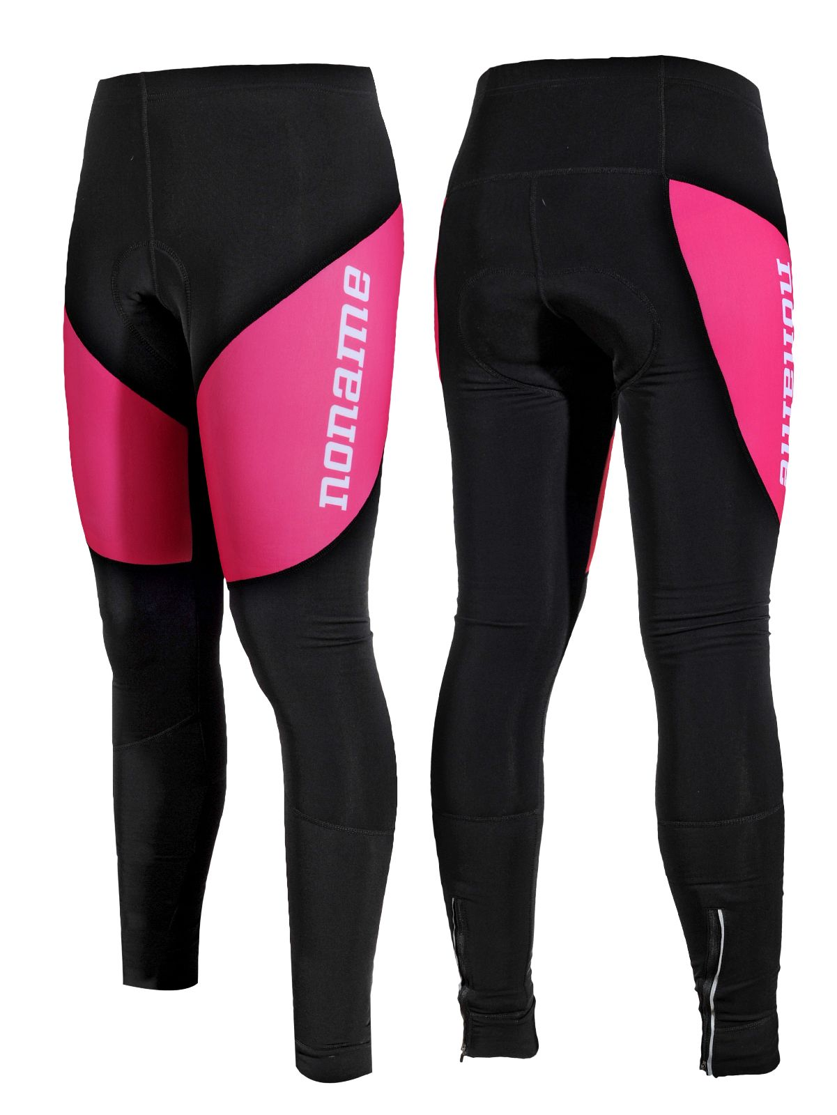 bicycle black pink pants