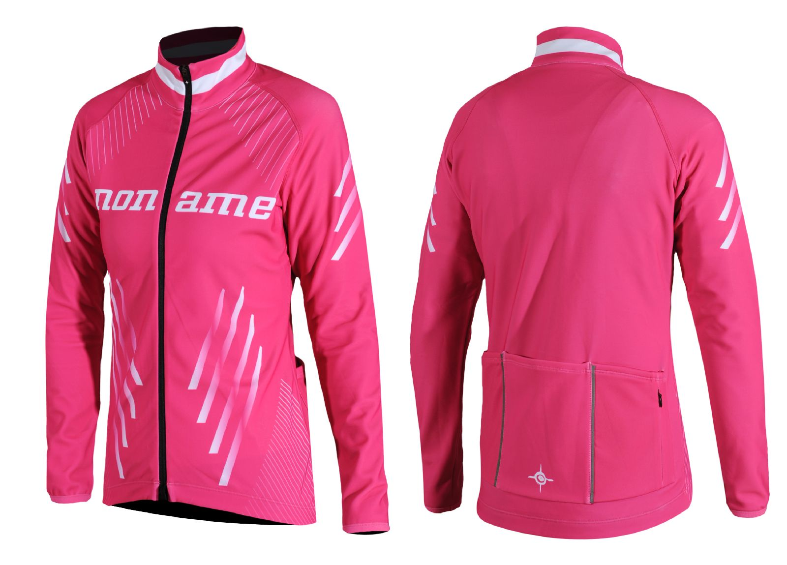 bicycle jacket pink