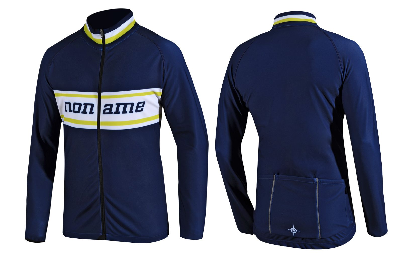noname jacket blue