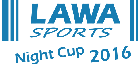 Logo LAWA Sports Night Cup 2016
